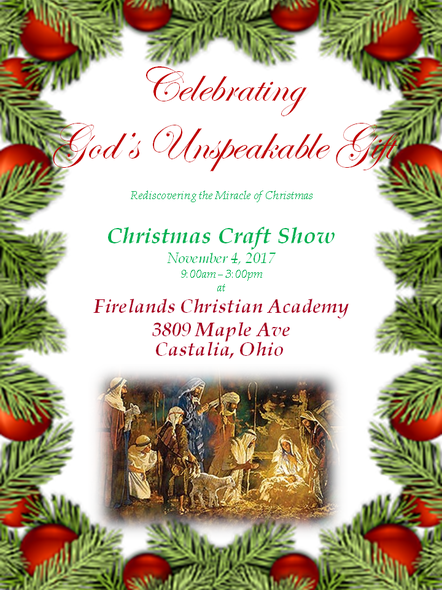 Christmas Craft Show - Discerning the Times with Pastor Rusty